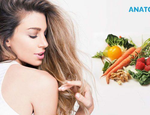 Antioxidantien, ist es ein Wunder für die Haare?